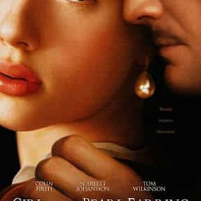 Girl with a Pearl Earring is listed (or ranked) 1 on the list The Best Movies for Artists to Watch