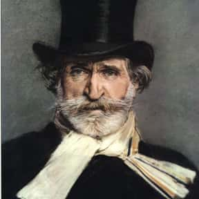 Giuseppe Verdi is listed (or ranked) 9 on the list Famous Bands from Italy