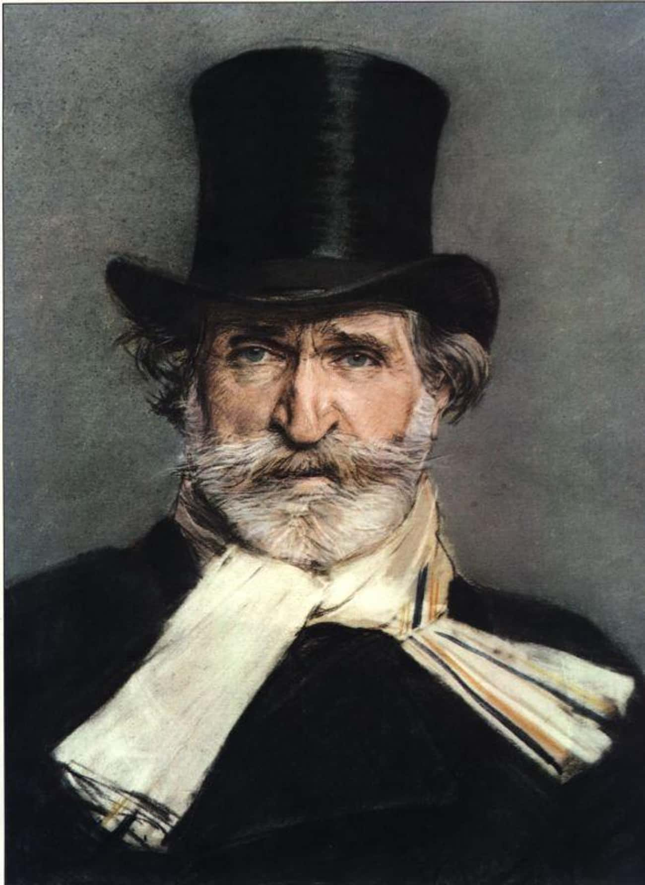 Giuseppe Verdi is listed (or ranked) 1 on the list List of Famous Opera Composers