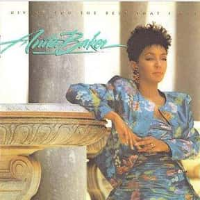 Giving You the Best That I Got is listed (or ranked) 1 on the list Billboard #1 U.S.  Albums in 1989