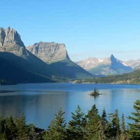 Glacier National Park is listed (or ranked) 3 on the list The Best Tourist Attractions in America