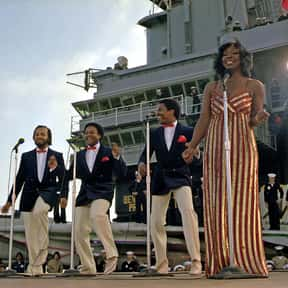 Gladys Knight & the Pips is listed (or ranked) 14 on the list The Greatest R&B Artists of All Time