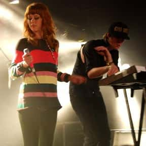 Glass Candy is listed (or ranked) 24 on the list The Best Electroclash Bands/Artists