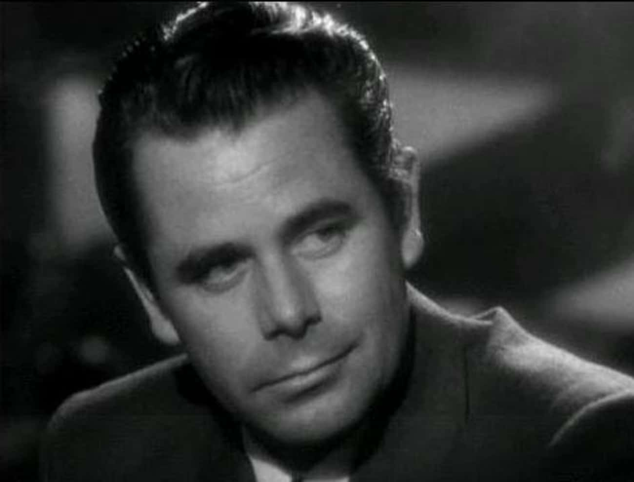 Glenn Ford is listed (or ranked) 4 on the list Men Who Connie Stevens Has Dated