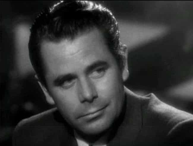 Glenn Ford is listed (or ranked) 3 on the list Famous People Born in 1916