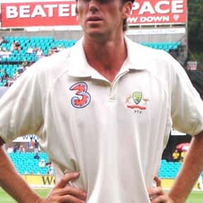 Glenn McGrath is listed (or ranked) 18 on the list Famous People Named Glen or Glenn