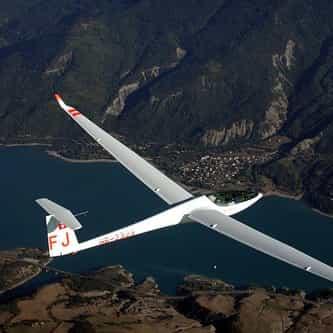 Unpowered aircraft