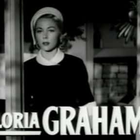 Gloria Grahame is listed (or ranked) 24 on the list The Most Beautiful Pin-Up Girls of the '50s