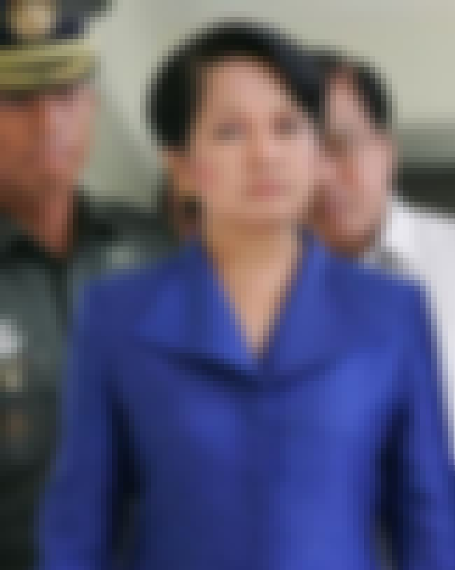 Gloria Macapagal-Arroyo is listed (or ranked) 1 on the list Famous Assumption College Alumni/Students
