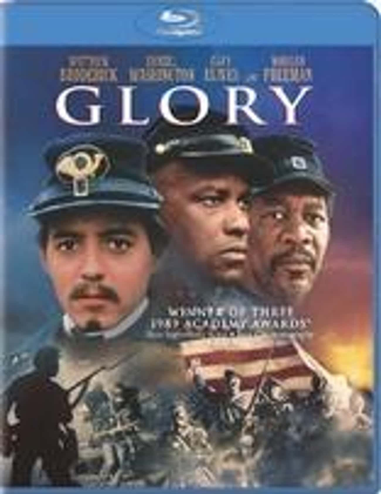 Glory is listed (or ranked) 2 on the list What to Watch If You Love 'Band of Brothers'