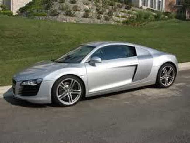 2008 Audi R8 is listed (or ranked) 2 on the list The Best Audi R8s of All Time