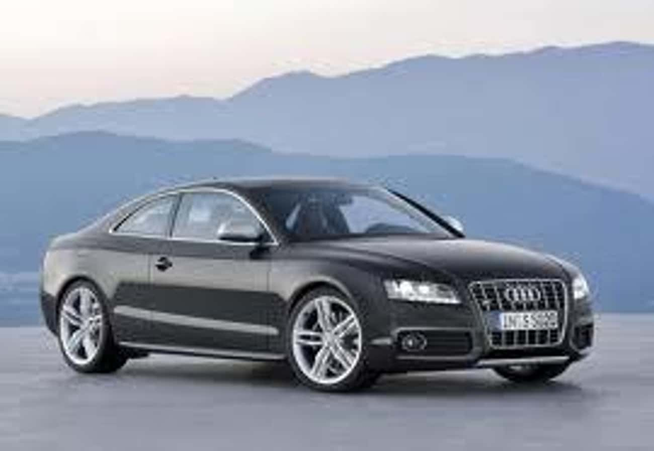 2008 Audi S5 is listed (or ranked) 3 on the list The Best Audi S5s of All Time