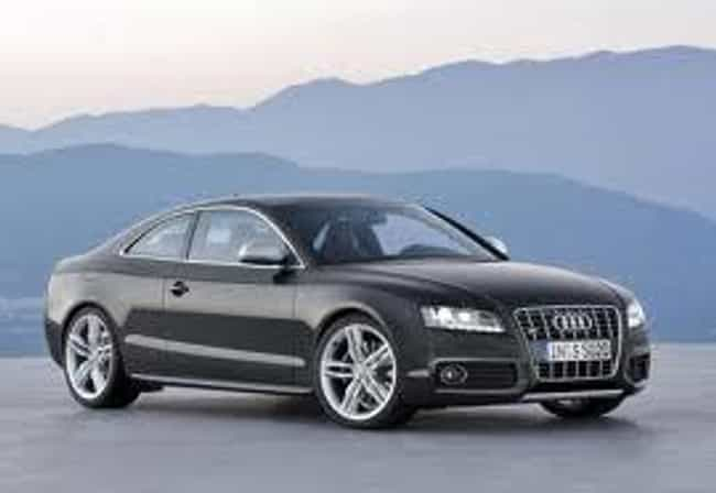 2008 Audi S5 is listed (or ranked) 2 on the list The Best Audi S5s of All Time