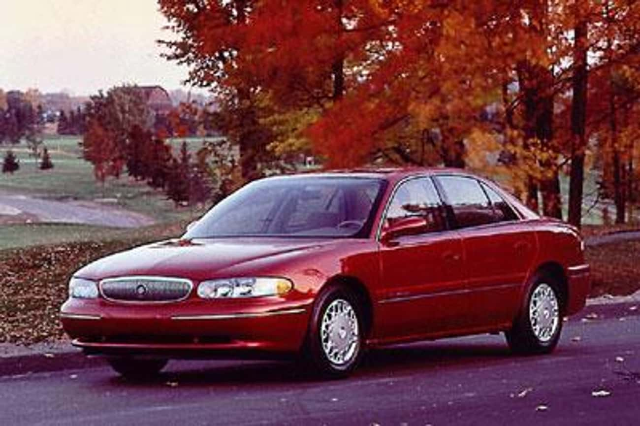 1997 Buick Century is listed (or ranked) 1 on the list List of 1997 Buicks