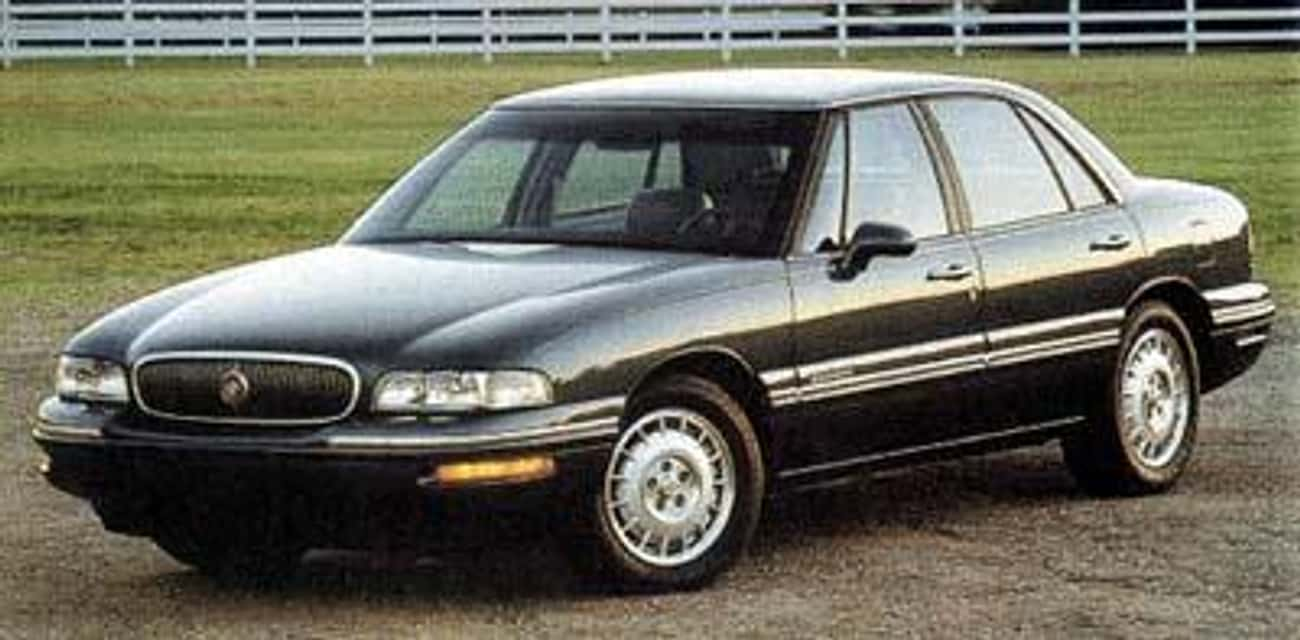 1997 Buick LeSabre is listed (or ranked) 2 on the list List of 1997 Buicks