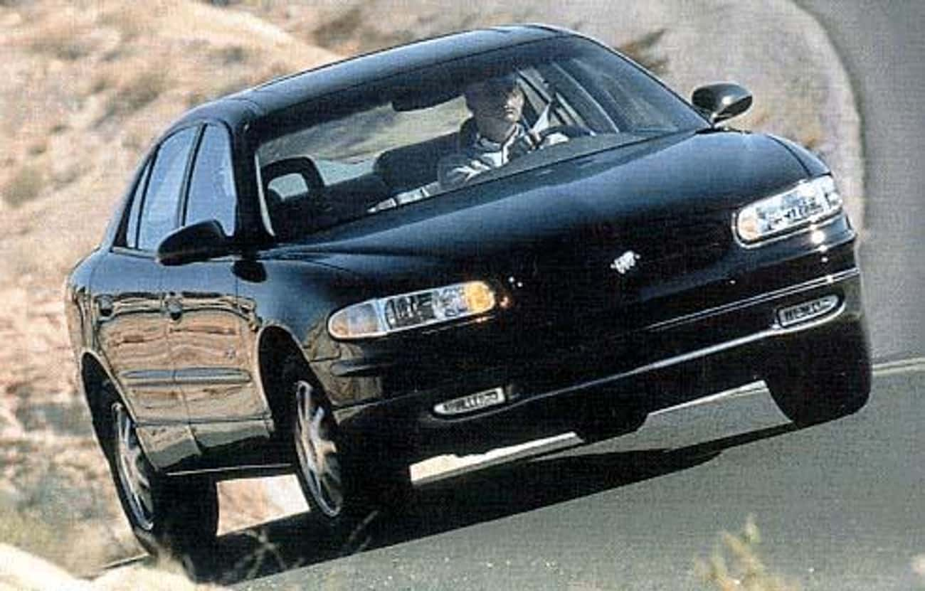 1997 Buick Regal is listed (or ranked) 4 on the list List of 1997 Buicks
