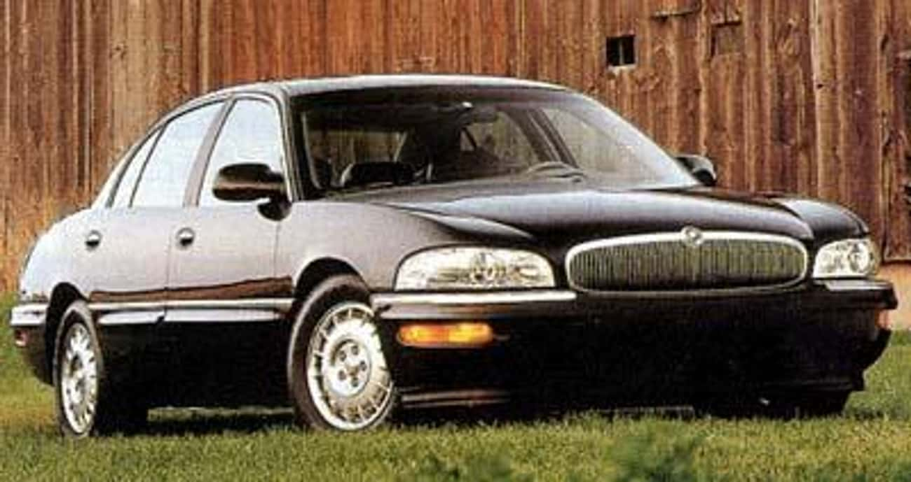 1997 Buick Park Avenue is listed (or ranked) 3 on the list List of 1997 Buicks