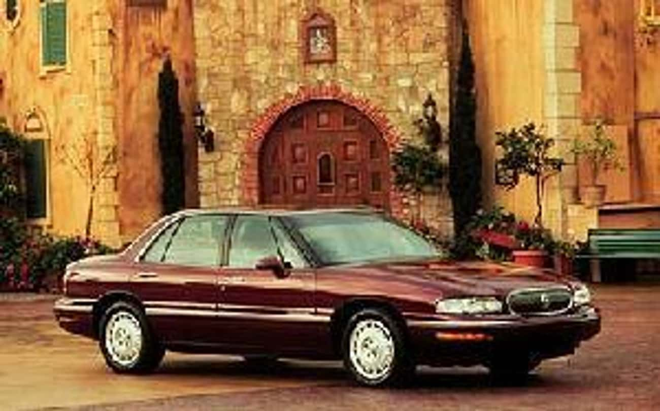 1999 Buick LeSabre is listed (or ranked) 2 on the list List of 1999 Buicks