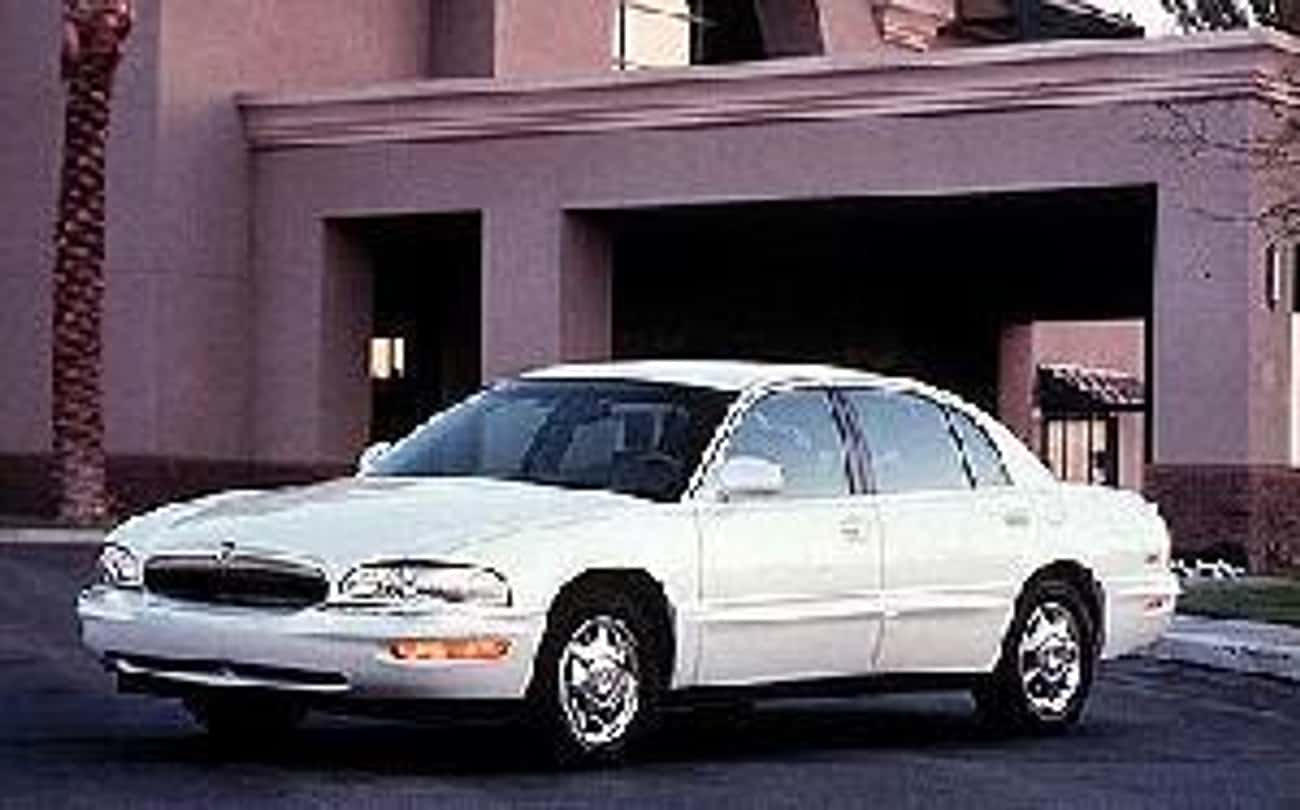 1999 Buick Park Avenue is listed (or ranked) 3 on the list List of 1999 Buicks