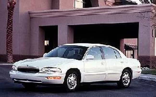 1999 Buick Park Avenue ... is listed (or ranked) 3 on the list The Best Buick Park Avenues of All Time