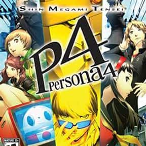 Shin Megami Tensei: Persona 4 is listed (or ranked) 1 on the list The Best PlayStation 2 RPGs of All Time