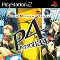 Shin Megami Tensei: Persona 4 is listed (or ranked) 3 on the list List of All Social Simulation Games