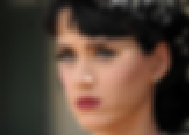 Katy Perry is listed (or ranked) 2 on the list The Most Beautiful Celebrity Irish Girls