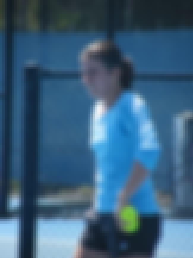 Anastasija Sevastova is listed (or ranked) 2 on the list The Best Tennis Players from Latvia