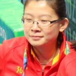 Wang Bingyu is listed (or ranked) 25 on the list Famous Athletes from China