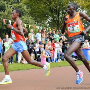 Moses Ndiema Masai is listed (or ranked) 14 on the list Famous People From Kenya