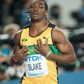 Yohan Blake is listed (or ranked) 24 on the list Famous People From Jamaica
