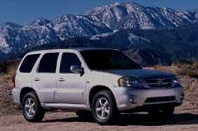 2006 Mazda Tribute SUV 4... is listed (or ranked) 3 on the list The Best Mazda Tributes of All Time