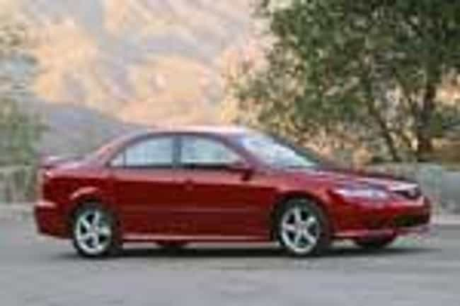 2004 Mazda 6 Station Wagon is listed (or ranked) 3 on the list List of Popular Mazda Mazda6s