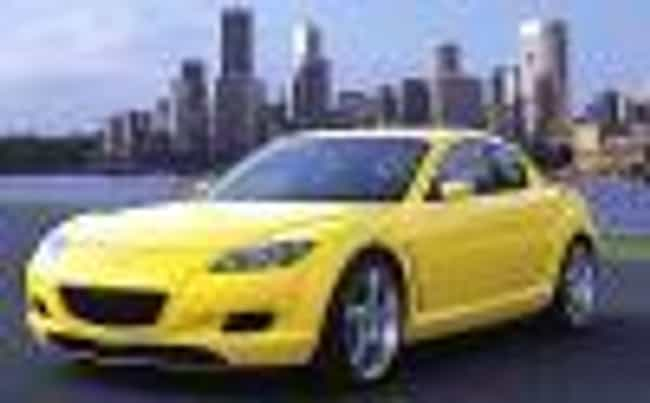 2004 Mazda RX-8 is listed (or ranked) 1 on the list The Best Mazda RX-8s of All Time