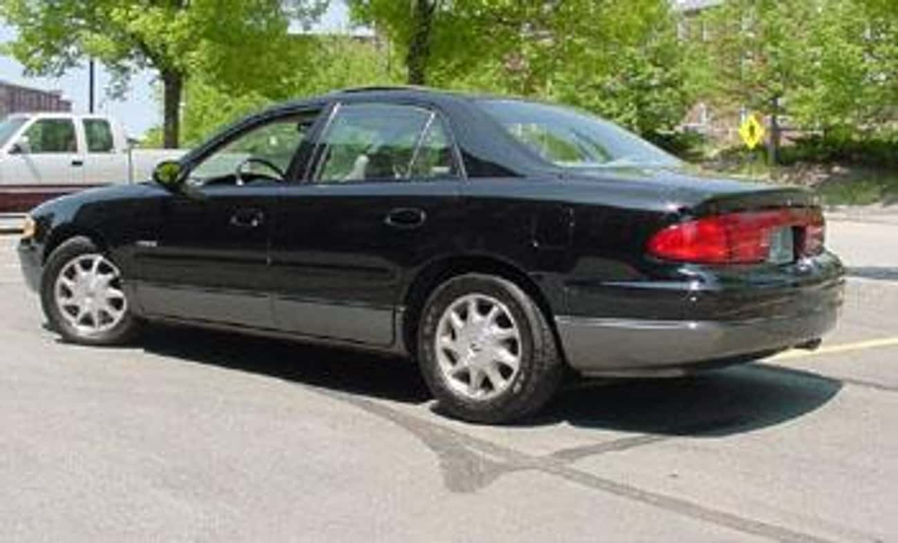 1999 Buick Regal is listed (or ranked) 4 on the list List of 1999 Buicks