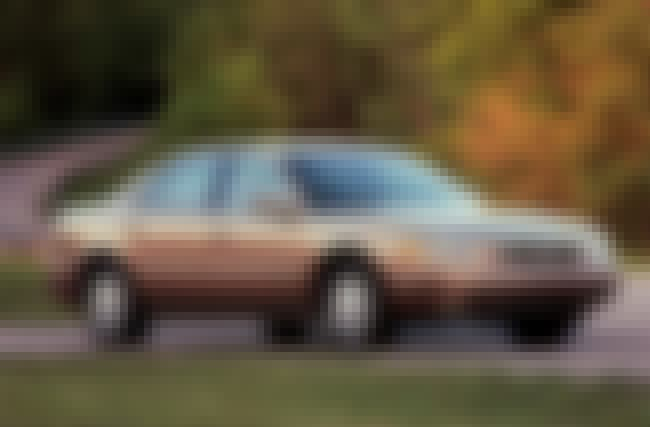 2000 Buick Century is listed (or ranked) 4 on the list The Best Buick Centurys of All Time