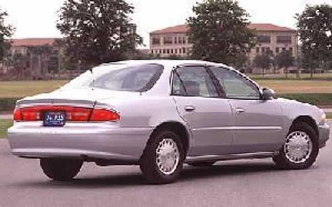 2004 Buick Century is listed (or ranked) 1 on the list List of 2004 Buicks