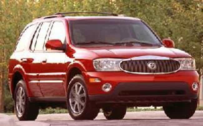 2004 Buick Rainier SUV 2... is listed (or ranked) 4 on the list List of 2004 Buicks