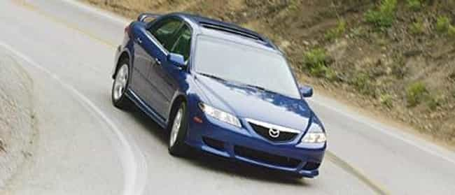 2003 Mazda 6 is listed (or ranked) 1 on the list List of Popular Mazda Mazda6s
