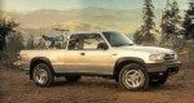 2002 Mazda B2300 is listed (or ranked) 2 on the list List of 2002 Mazdas