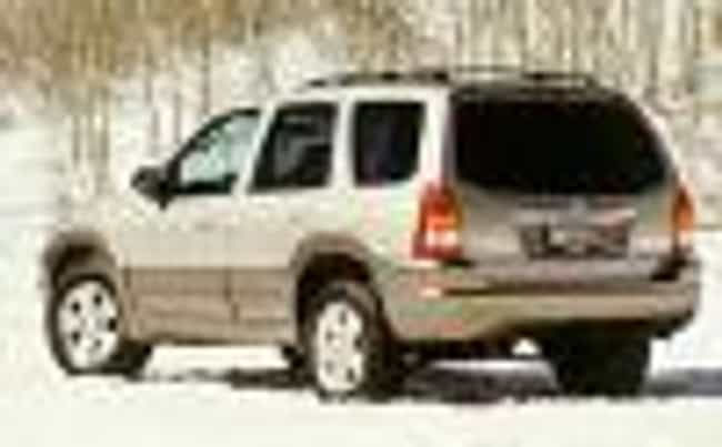 2002 Mazda Tribute SUV 4WD is listed (or ranked) 4 on the list List of Popular Mazda SUV 4WDs