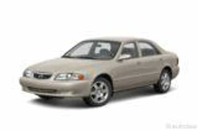 2002 Mazda 626 is listed (or ranked) 1 on the list List of 2002 Mazdas
