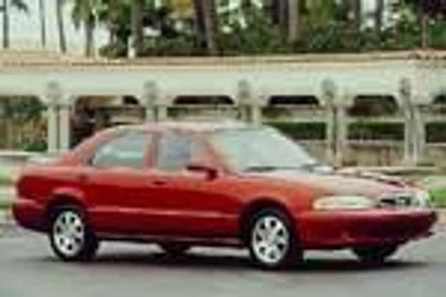 2001 Mazda 626 is listed (or ranked) 4 on the list The Best Mazda 626s of All Time
