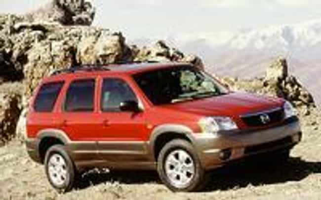 2001 Mazda Tribute SUV 4WD is listed (or ranked) 3 on the list List of Popular Mazda SUV 4WDs