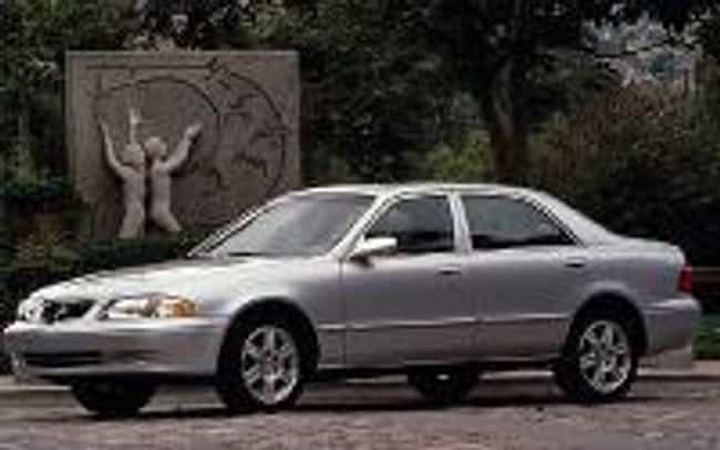 2000 Mazda 626 is listed (or ranked) 1 on the list The Best Mazda 626s of All Time