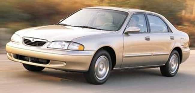1999 Mazda 626 is listed (or ranked) 3 on the list The Best Mazda 626s of All Time