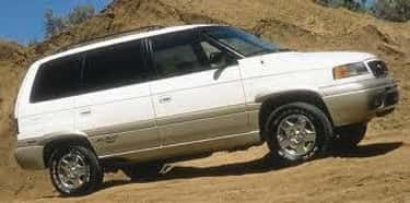 1998 Mazda MPV SUV 4WD is listed (or ranked) 2 on the list List of Popular Mazda SUV 4WDs