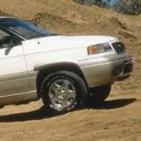 1998 Mazda MPV SUV 4WD