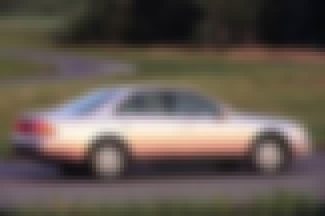 1991 Lexus ES is listed (or ranked) 2 on the list List of Popular Lexus ESs