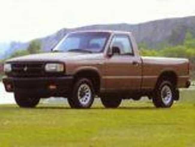 All Mazda Pickup 4WDs   List of Pickup 4WDs Made By Mazda